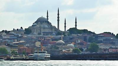 Photograph - Istanbul by Lisa Dunn