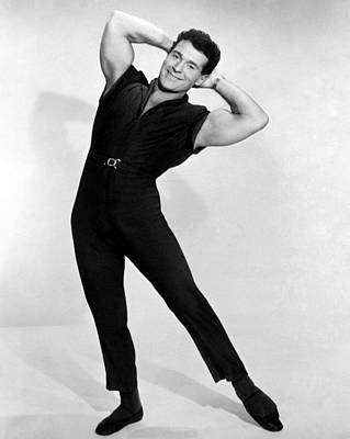 Fitness Instructor Photograph - Jack Lalanne, 1960s by Everett