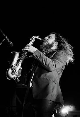 Photograph - Jim James Headlines The Heartbreaker Banquet At Willie Nelson's  by Anna Webber