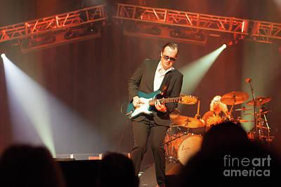 Joe Bonamassa Photograph - Joe Bonamassa - Guitar Solo In Minneapolis 5 by Jim Schmidt