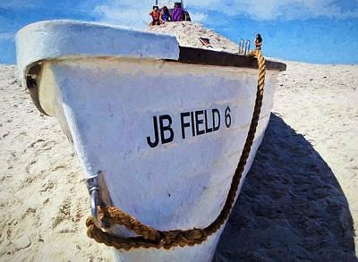 Photograph - Jones Beach by JC Findley