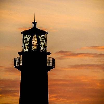 Photograph - Jupiter Lighthouse by Christopher Perez