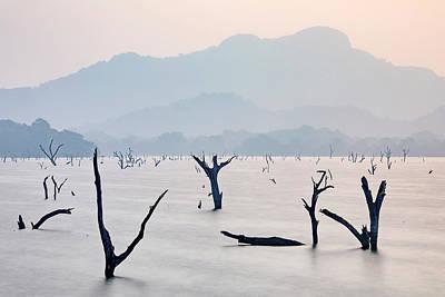 Photograph - Kandalama Lake - Sri Lanka by Joana Kruse