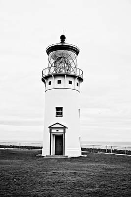 Kilauea Lighthouse Print by Scott Pellegrin