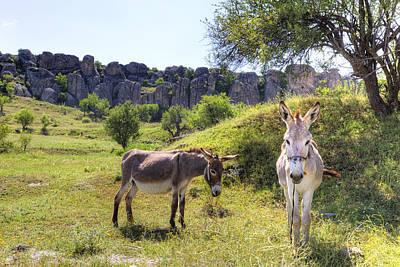 Bible Photograph - Kilistra - Turkey by Joana Kruse
