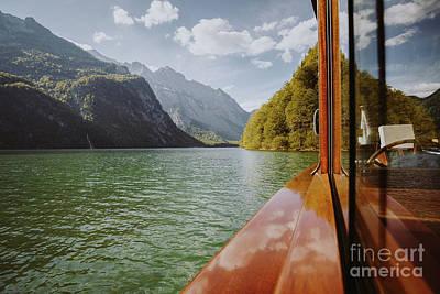 Photograph - King's Lake by JR Photography