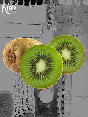 Kiwi Collection Art Print by Marvin Blaine