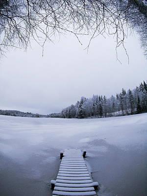 Photograph - Koverolampi by Jouko Lehto