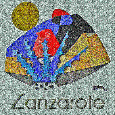 Lanzarote. Canary Islands. Original