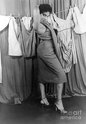 Leontyne Price (1927- ) Art Print by Granger