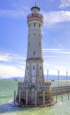 Lake Constance Photograph - Lindau by Joana Kruse
