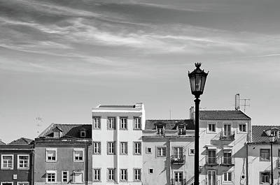 Photograph - Lisbon Houses by Carlos Caetano