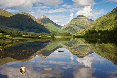 Photograph - Lochan Urr  by Stephen Taylor