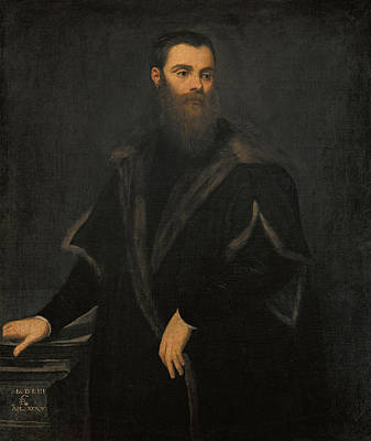 Painting - Lorenzo Soranzo by Tintoretto