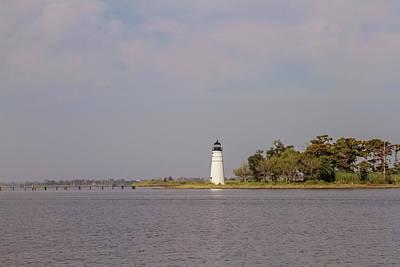 Photograph - Madisonville Lighthouse by Scott Pellegrin