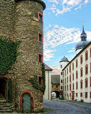 Photograph - Marienberg Fortress by Anthony Dezenzio