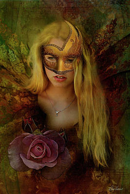 Photograph - Masquerade by Diana Haronis
