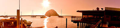 Photograph - Morro Bay by Mickey Clausen