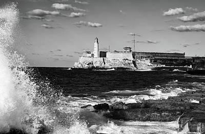 Photograph - Morro Castle - Havana by L O C