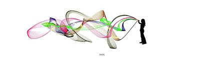 Digital Art - mUSIC by Sir Josef - Social Critic -  Maha Art