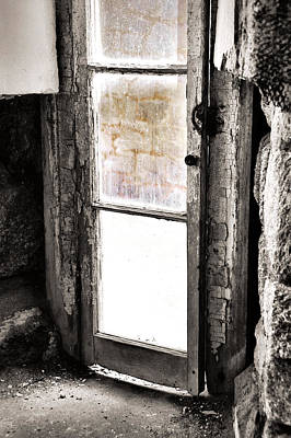 Photograph - Narrow Prison Escape  by JAMART Photography