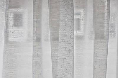 Net Photograph - Net Curtain by Tom Gowanlock