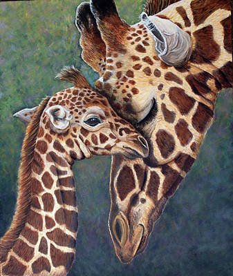 Painting - Love From Above by Kelly Pedersen
