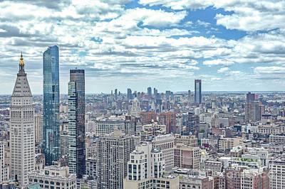 Photograph - New York  by Roman Gomez