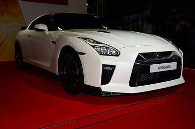 Photograph - Nissan Gtr by Chua  ChinLeng