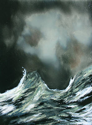 Atkinsky Painting - No Title by Peggy Wauters