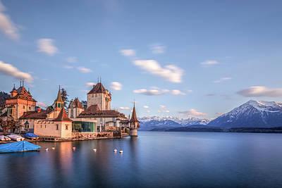 Berner Photograph - Oberhofen - Switzerland by Joana Kruse