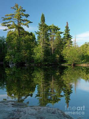 Ontario Nature Scenery Art Print by Oleksiy Maksymenko