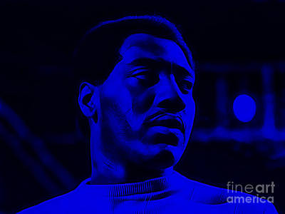 Otis Redding Collection Art Print
