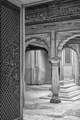 Photograph - Paigah Tomb Ruins by Kiran Joshi