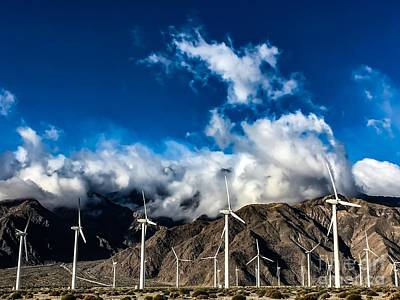 Photograph - Palm Springs by Chris Tarpening
