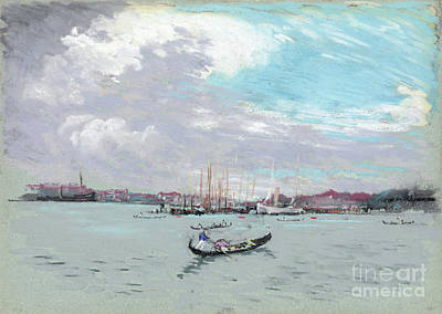 Drawing - Pennell Venice, C1905 by Granger