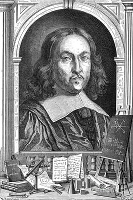 Pierre De Fermat, French Mathematician Art Print by Science Source