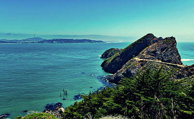 Photograph - Point Reyes California by L O C