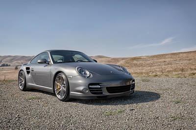 Photograph - #porsche 911 #turbo S by ItzKirb Photography
