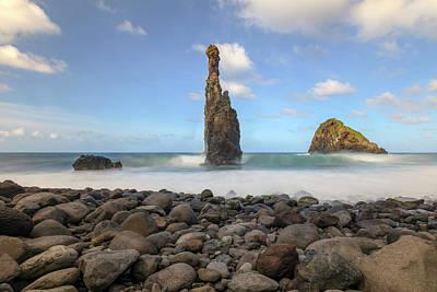 Photograph - Porto Moniz - Madeira by Joana Kruse