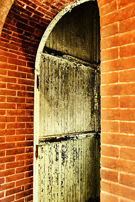 Photograph - Prison Texture by JAMART Photography