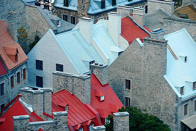 Photograph - Quebec City by Songquan Deng