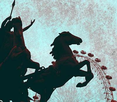 Photograph - London's Queen Boudica  by JAMART Photography