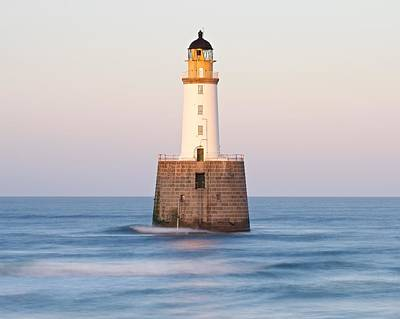 Photograph - Rattray Head Lighthouse by Stephen Taylor