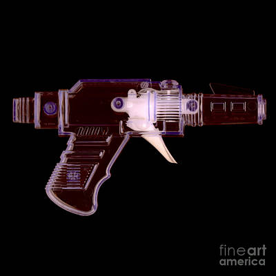 Photograph - Ray Gun by Clayton Bastiani