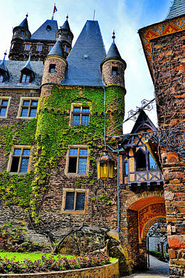 Reichsburg Cochem. Original by Andy Za