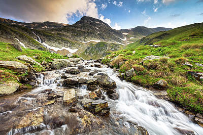 Photograph - Rila Mountain by Evgeni Dinev