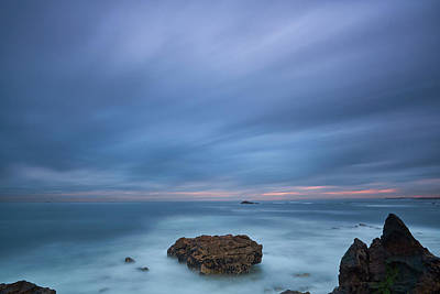 Photograph - 3 Rocks by Bruno Rosa