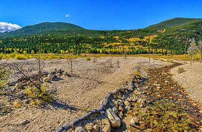 Photograph - Rocky Mountain National Park Colorado by Paul Vitko