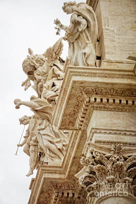 Rome Photograph - Rome by HD Connelly